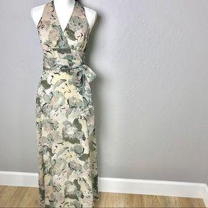 Hinge (Nordstrom) Floral Maxi Dress